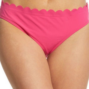 NWT La Blanca Swimwear Petal Pusher Hipster bottom